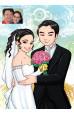 Casamento - Colorido